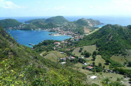 9 lugares de la isla de Guadeloupe