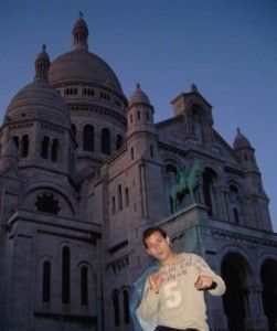 Sobreviviendo en París