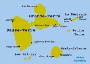Isla de Guadeloupe