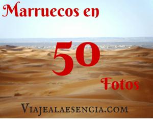 Marruecos en 50 fotos