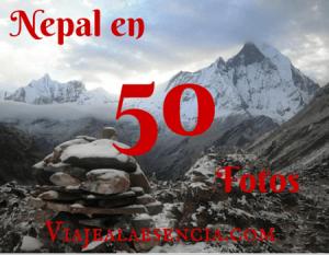 Nepal en 50 fotos