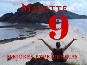Experiencias en la isla de Mayotte. Portada