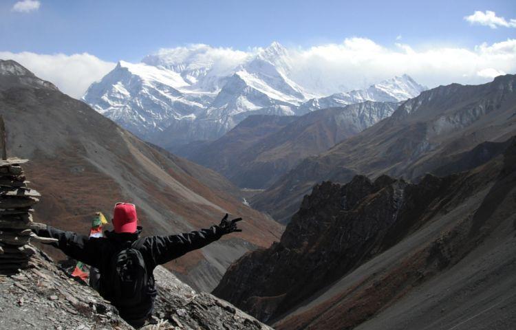 Viajar solo. Foto inspiracional