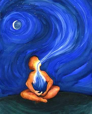 Meditación. La respiración: uno de los pilares de la meditación