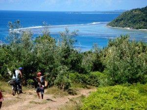 Madagascar: ruta por la costa de la vainilla a pie, en barco y en bicicleta