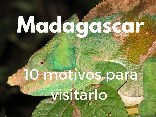 Madagascar. Portada