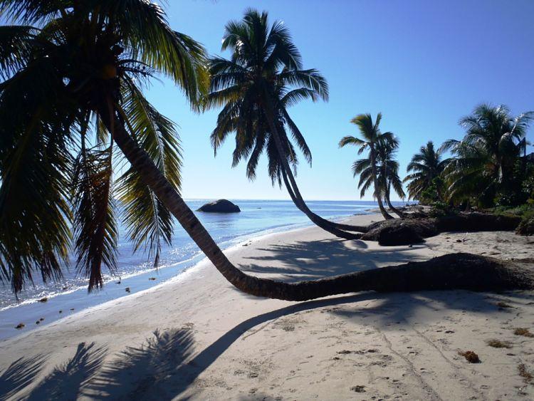 Madagascar. Playas vírgenes
