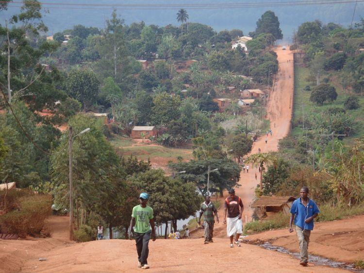Mozambique. Gurué