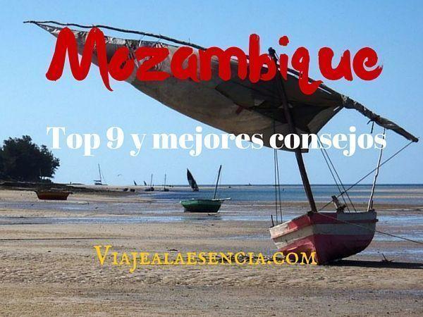 Visitar mozambique