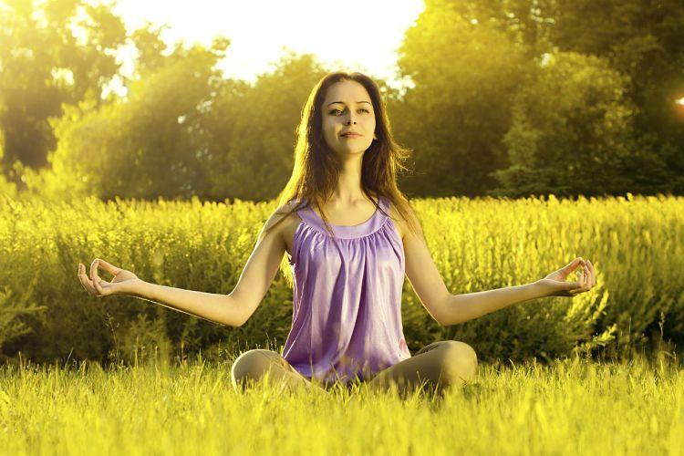 Meditación. Técnica de sanación corporal mediante visualización.