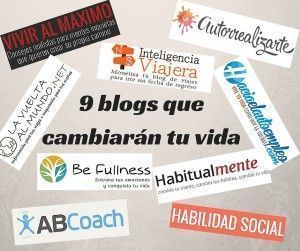 9 blogs que cambiarán tu vida