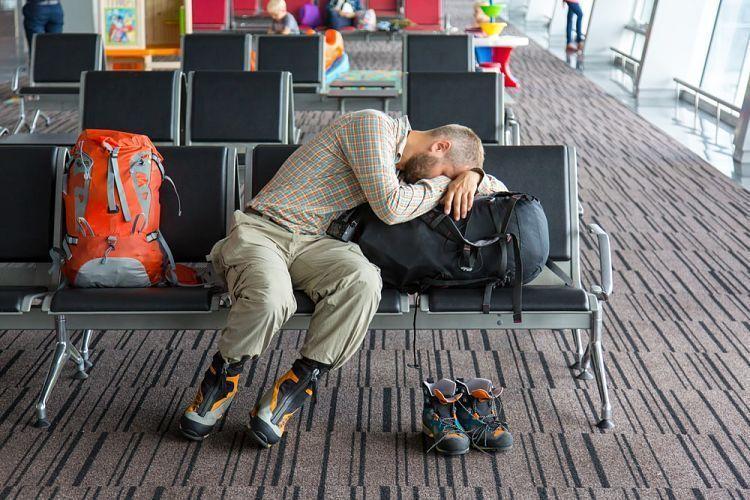 Consejors viajeros. En el aeropuerto