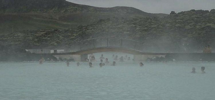 Islandia. Blue Lagoon