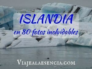 Islandia en 80 fotos. Portada