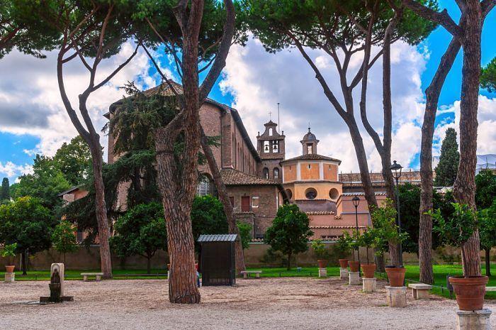 Roma. Parco Savello