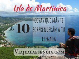 Isla de Martinica. Portada