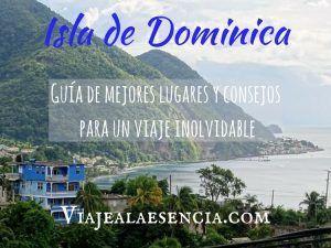Isla de Dominica. Portada