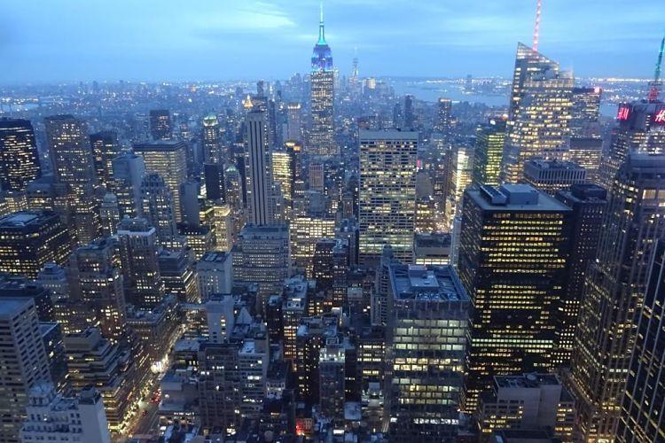 New York. La ciudad de noche