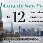 Guía de New York en 12 sentimientos, sensaciones y pecados capitales