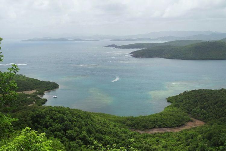 Isla de Martinica. Caravelle.
