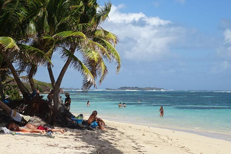 Isla de Martinica. Anse Michel