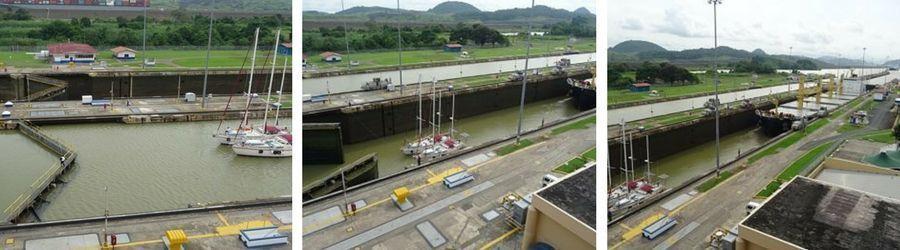 Panamá y Costa Rica. Canal de Panamá 1