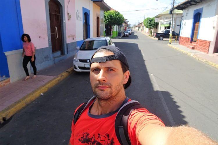 Nicaragua, Honduras y El Salvador. Paseando por las calles de León