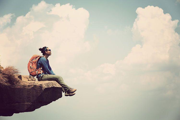 La soledad te aporta muchas cosas positivas