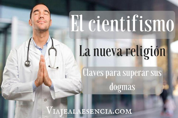 El cientifismo. Portada