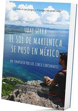 El Sol de Martinica se puso en México. Mockup