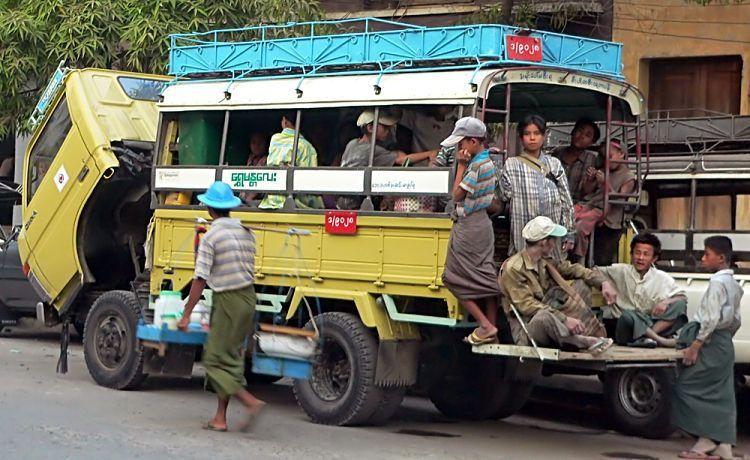 Guayana francesa. La falta de transportes públicos