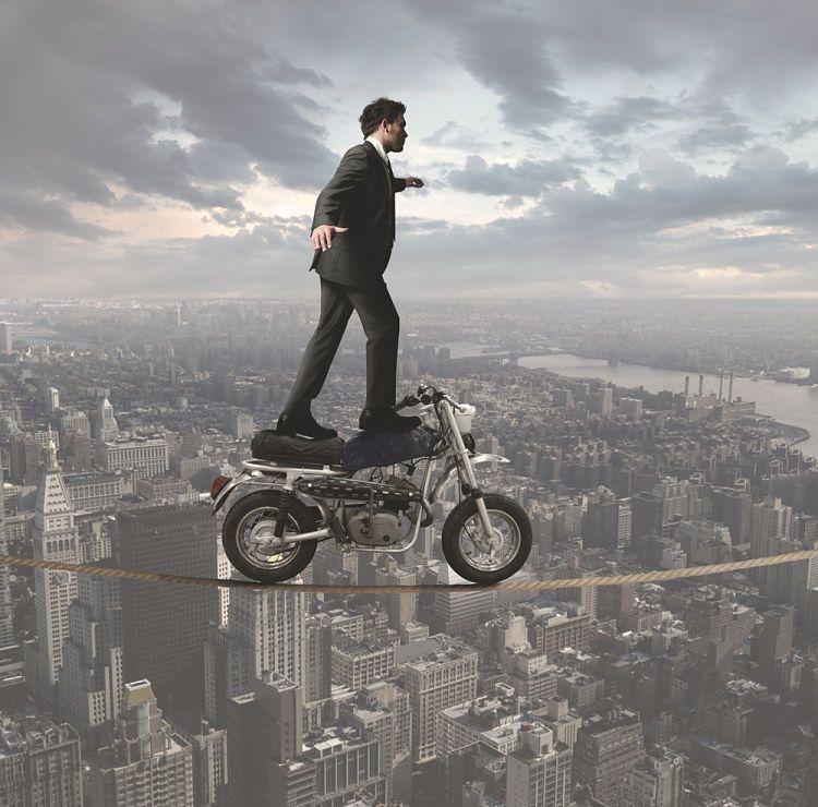El sentido de la vida. El sabor de vivir con riesgo y nuevos horizontes