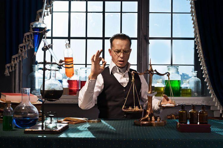 Ley de equilibrio químico. Laboratorio