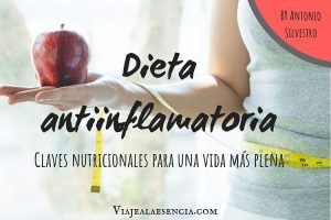 Dieta antiinflamatoria. Portada