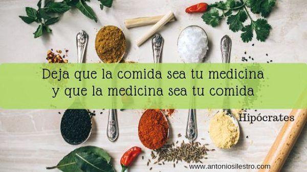 Dieta antiinflamatoria. Especias