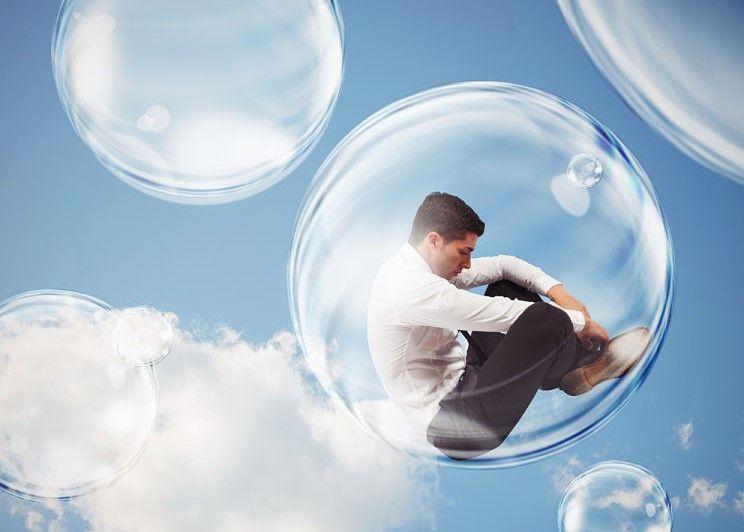 Vivimos en nuestra burbuja