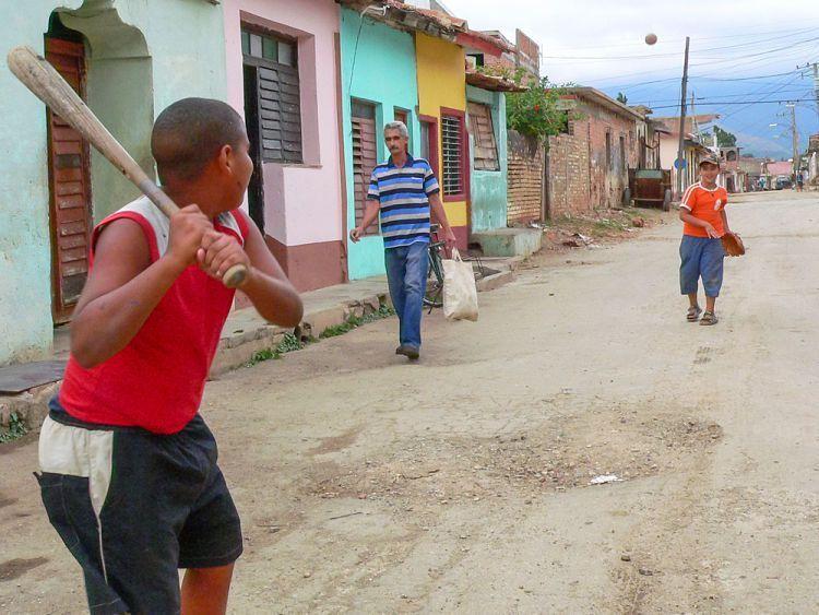 El béisbol es el deporte nacional de Venezuela