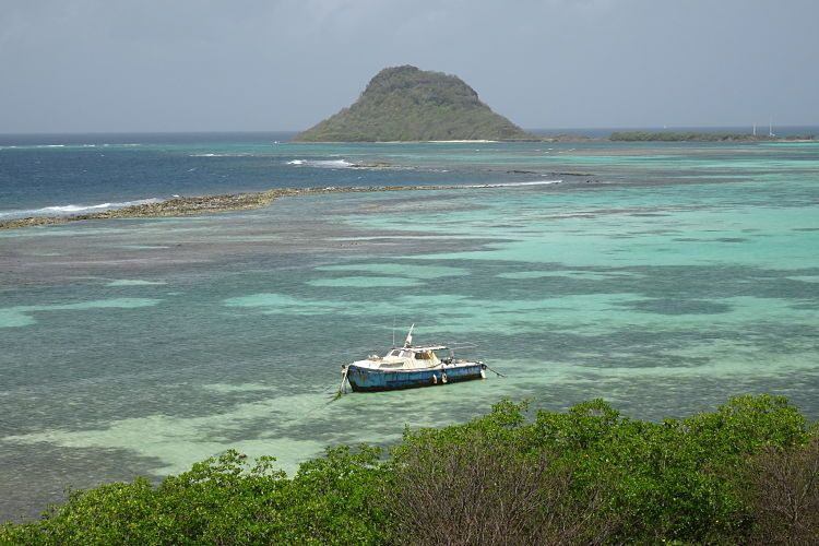 Union Island. Islas Granadinas