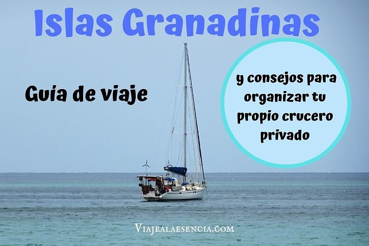 Portada Islas Granadinas