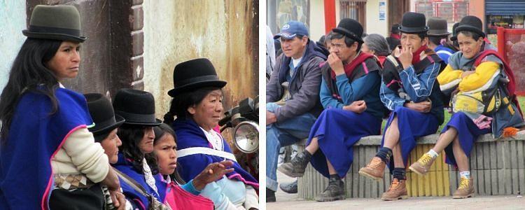 Los Guambino. Silvia. Colombia.