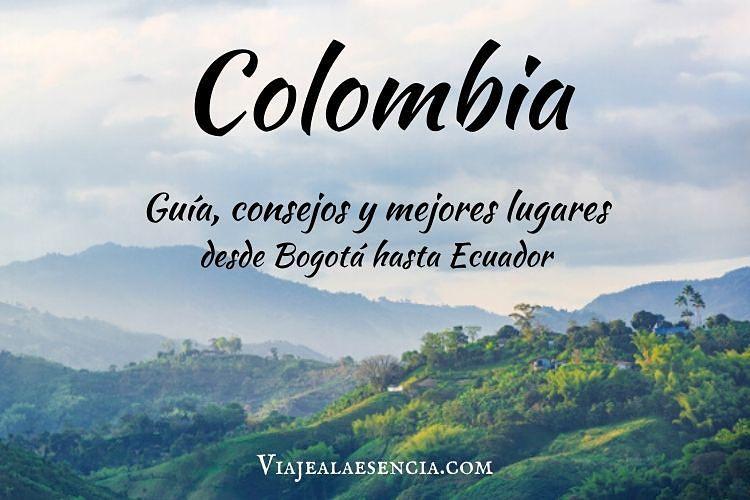Colombia. Portada