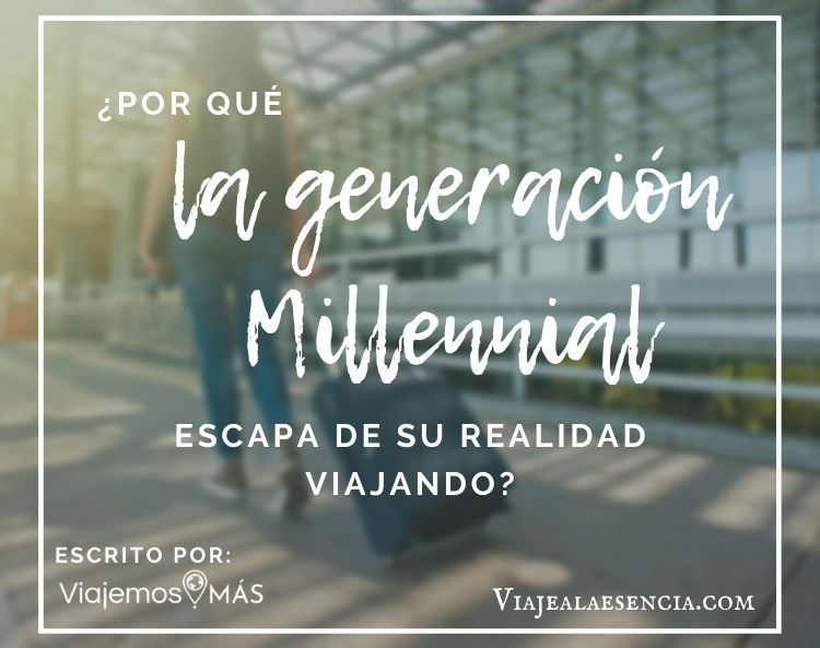 Generación millennial. Portada