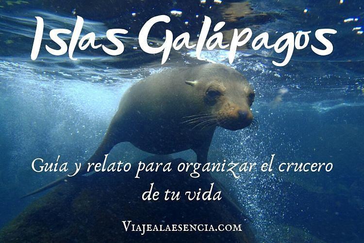Portada islas Galápagos