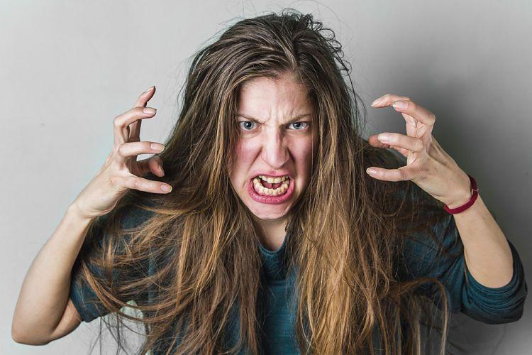 Tu falsa espiritualidad hace que te enfades