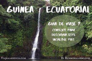 Guinea Ecuatorial. Portada