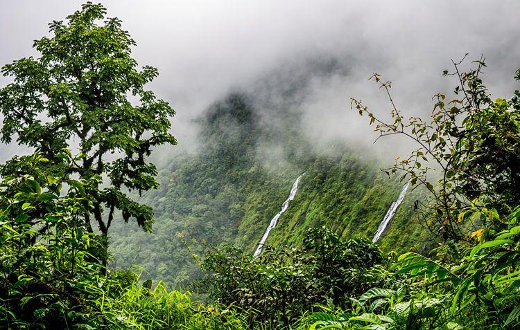 Las magníficas cascadas Ilachi o Iladyi