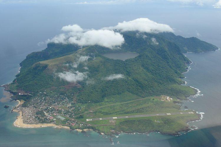Isla de Annobón, Guinea Ecuatorial