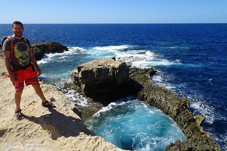 Blue Hole, una maravilla de Gozo