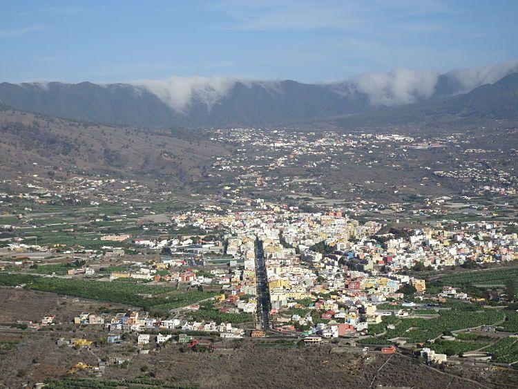 Vistas de Tazacorte, La Palma