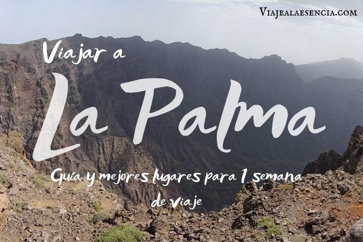 La Palma. Portada